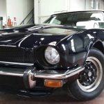 Aston Martin V8 Volante - BOAR Classics